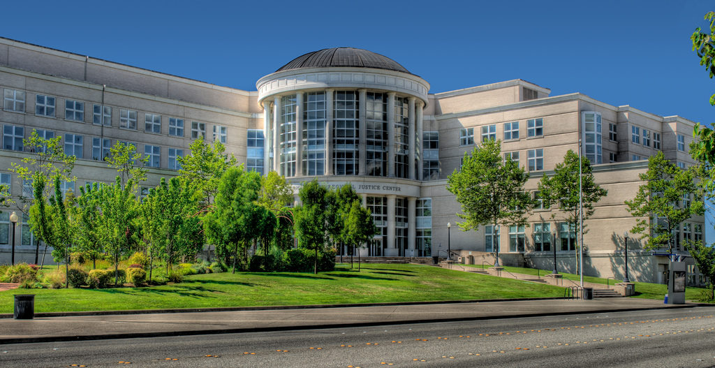 King County Regional Justice Center in Kent WA