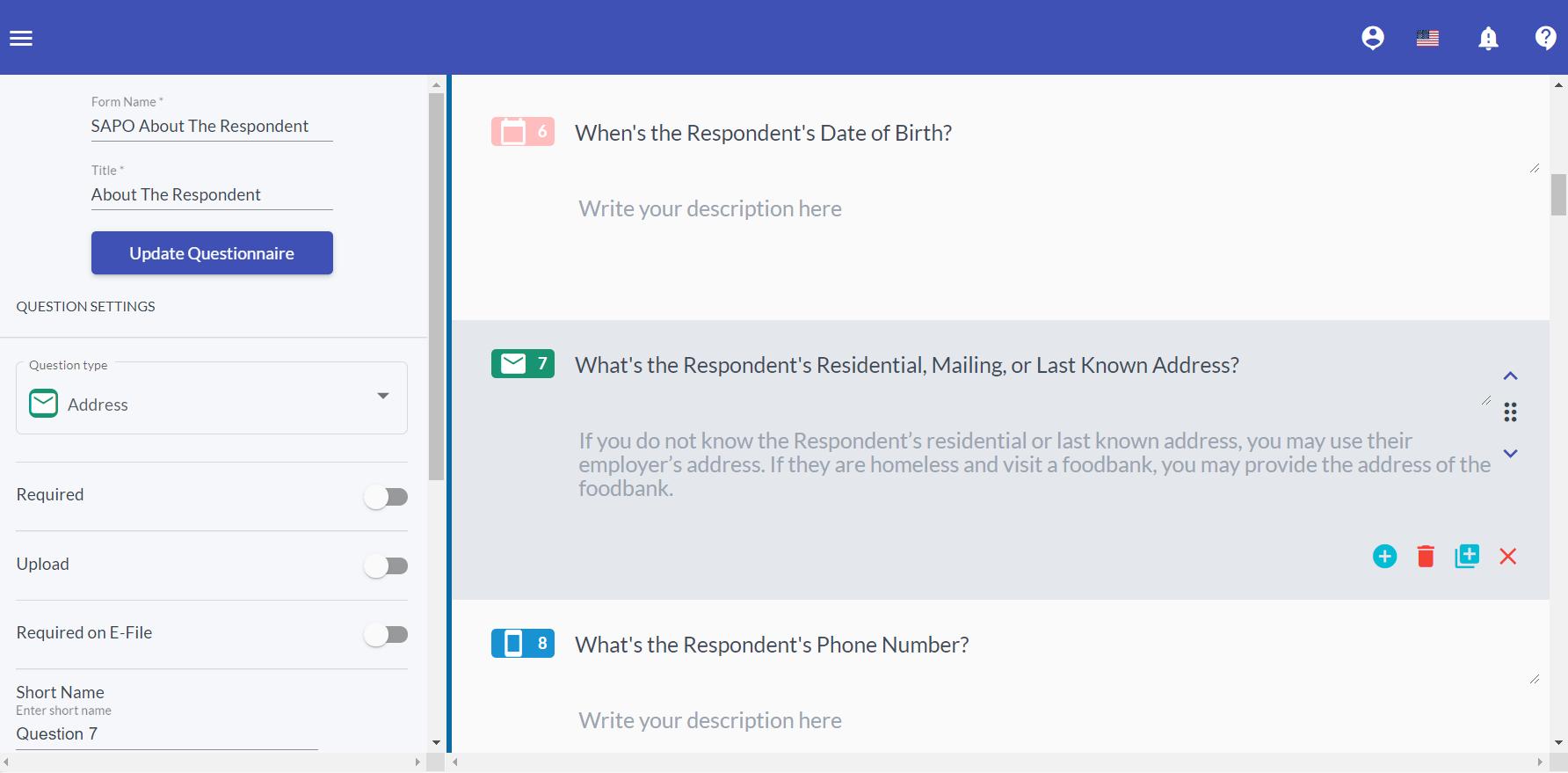 questionnaireScreenshot